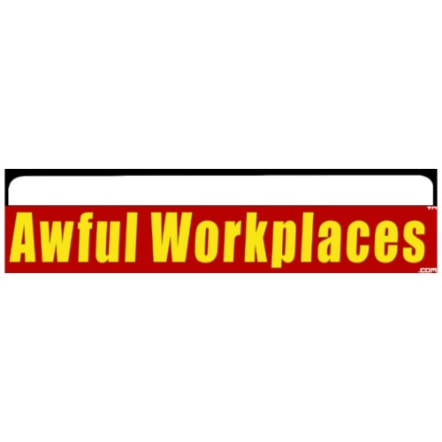 AWFULWORKPLACES - Men's Premium T-Shirt