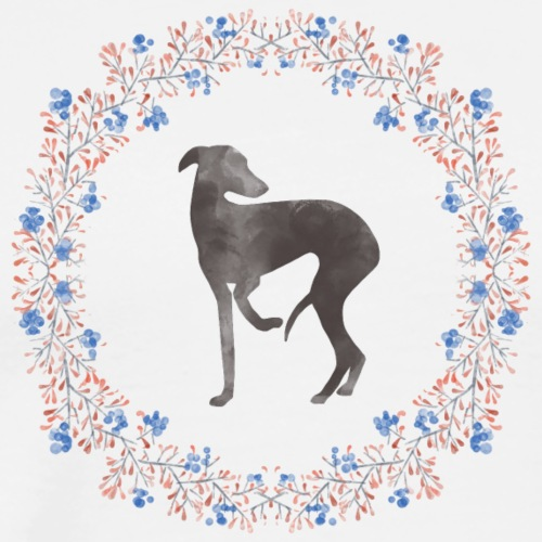 Italian Greyhound - Men's Premium T-Shirt