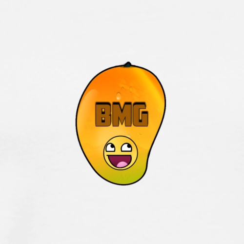 Official BMG Logo - Men's Premium T-Shirt
