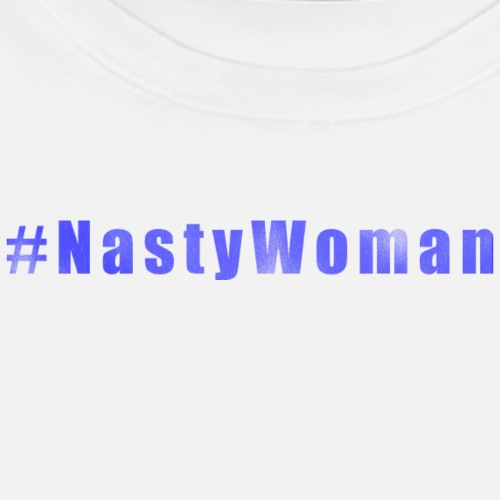 Vintage #NastyWoman - Men's Premium T-Shirt