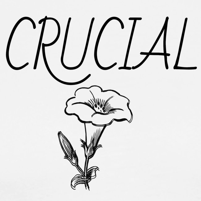 """Crucial"" Abstract Design"