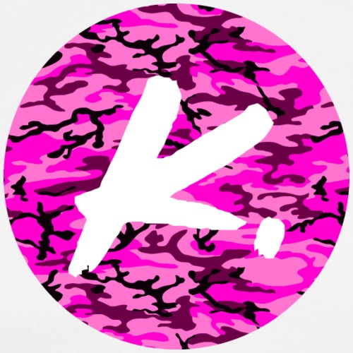 Klueless Circle.PINK Edition - Men's Premium T-Shirt