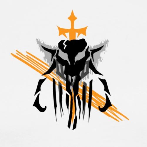 Deshra Clan Logo - Men's Premium T-Shirt