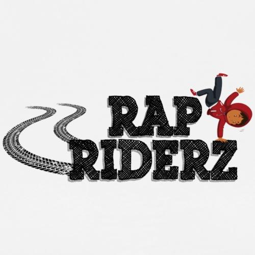 RapRiderzLogo - Men's Premium T-Shirt