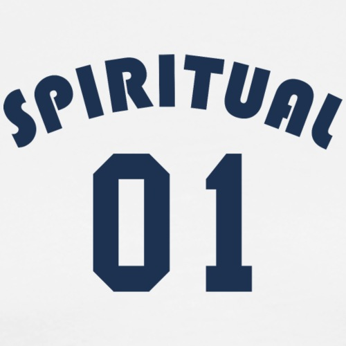 Spiritual One - Men's Premium T-Shirt