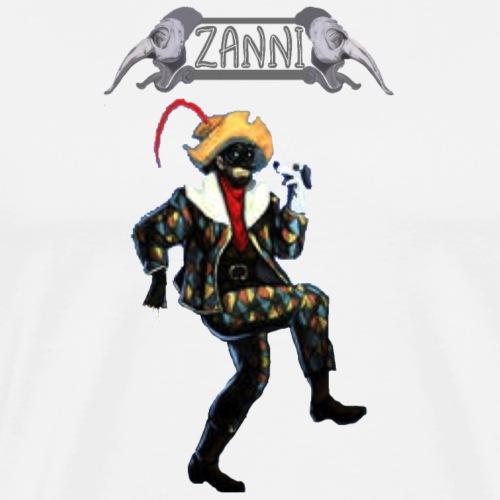 Commedia dell'arte Zanni 2