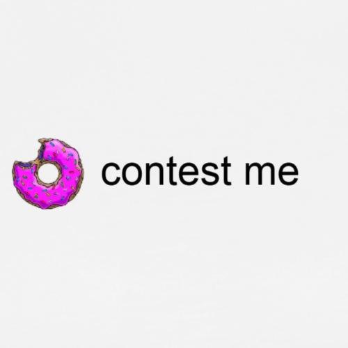 Donut Contest Me - Men's Premium T-Shirt