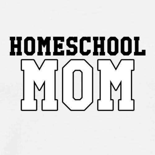 homeschoolmom - Men's Premium T-Shirt