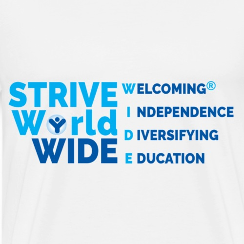 STRIVE WorldWIDE - Men's Premium T-Shirt