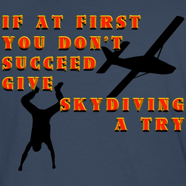 Try Skydiving