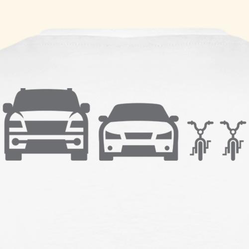 Vehicle family - Men's Premium T-Shirt