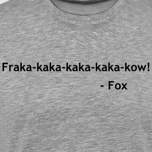 What does the fox say? - Men's Premium T-Shirt