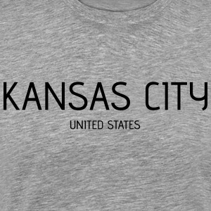 Kansas City - Men's Premium T-Shirt