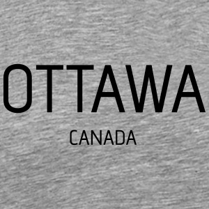 ottawa - Men's Premium T-Shirt