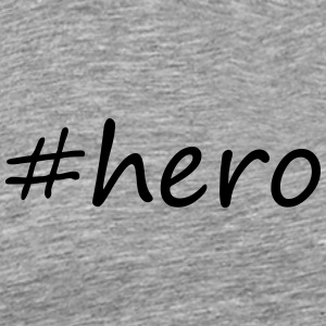 hero - Men's Premium T-Shirt