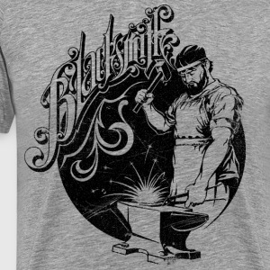 Blacksmith - Men's Premium T-Shirt