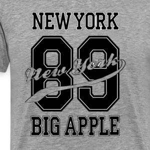 Big Apple 89 - Men's Premium T-Shirt