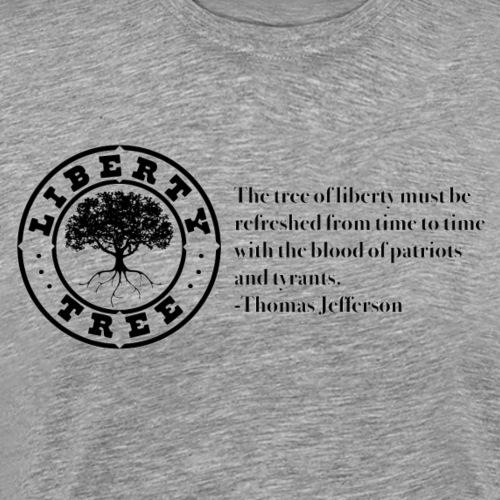 Liberty Tree - Men's Premium T-Shirt
