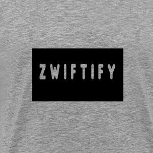 zwiftify - Men's Premium T-Shirt