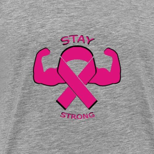 Brace Cancer T-Shirt - Men's Premium T-Shirt