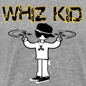 Fidget Spinner Toy - Whiz Kid - Men's Premium T-Shirt