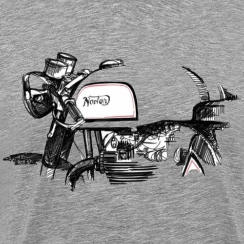 Norton - Men's Premium T-Shirt