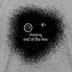 out of the box - Men's Premium T-Shirt
