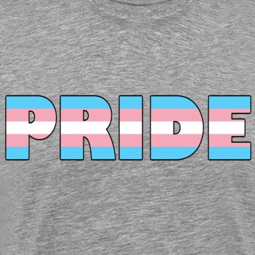 Trans Pride - Men's Premium T-Shirt