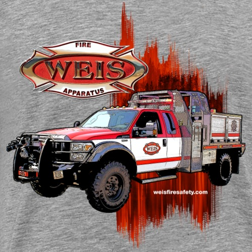Weis Fire Apparatus - Men's Premium T-Shirt