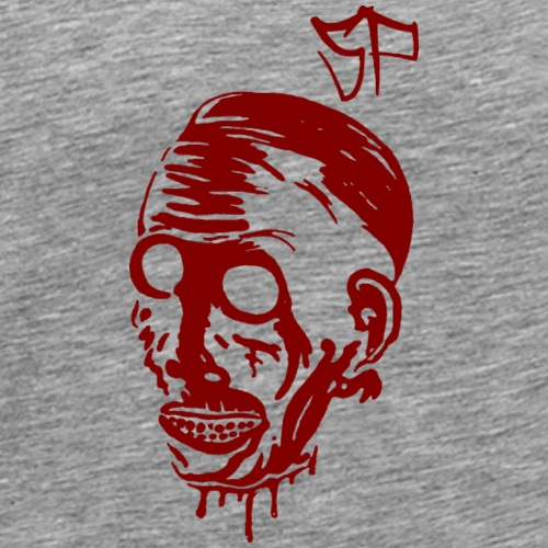SCREAMING PUSSIES HEADLESS - Men's Premium T-Shirt