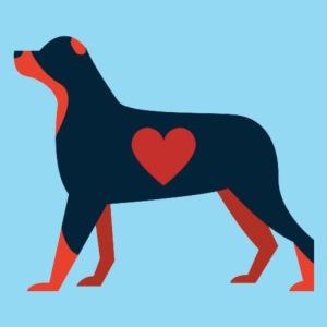 Puppy Love - Men's Premium T-Shirt