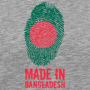 Made In Bangladesh / বাংলাদেশ - Men's Premium T-Shirt