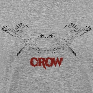 Mirror Crow - Men's Premium T-Shirt