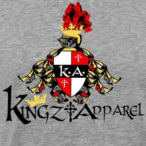 Kingz Apparel T-shirt - Men's Premium T-Shirt