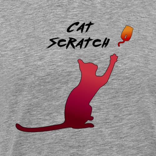Cat Sratch Fever - Men's Premium T-Shirt