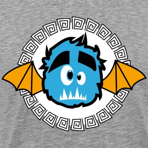 Monster Alarm - Men's Premium T-Shirt