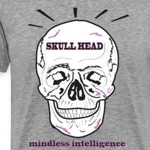 Mindless Intelligence - PREMIUM - Men's Premium T-Shirt