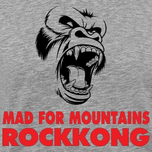 Mad For Mountains - Men's Premium T-Shirt