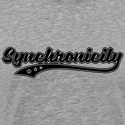 Synchronicity - Men's Premium T-Shirt