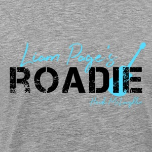 Liam Page's Roadie - Men's Premium T-Shirt