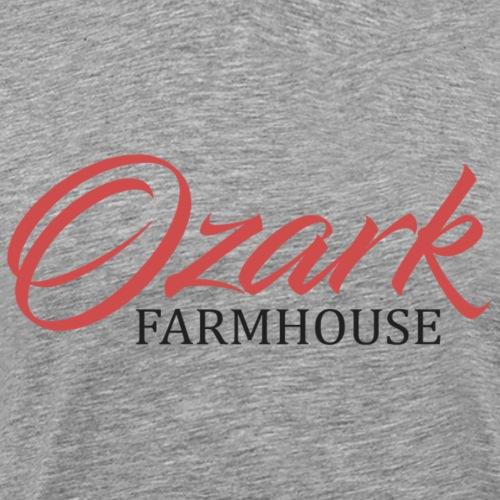 Ozark Farm House - Men's Premium T-Shirt