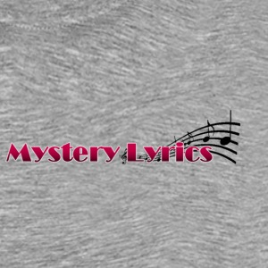 Mystery Lyrics Merchandise - Men's Premium T-Shirt