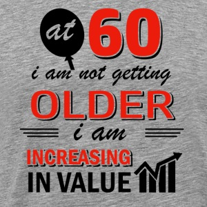 Funny 60 year old gifts - Men's Premium T-Shirt