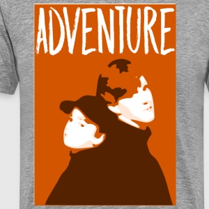 Adventures of... - Men's Premium T-Shirt