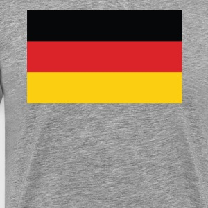 Flag of Germany Cool German Flag - Men's Premium T-Shirt