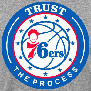 TRUST THE PROCESS - Men's Premium T-Shirt