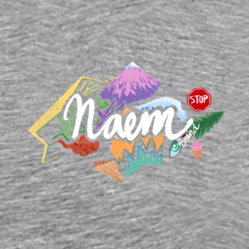 Naem Brand 1.5 - Men's Premium T-Shirt