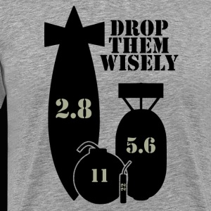 F-Bombs - Men's Premium T-Shirt