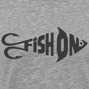 Funny Fishing - Men's Premium T-Shirt