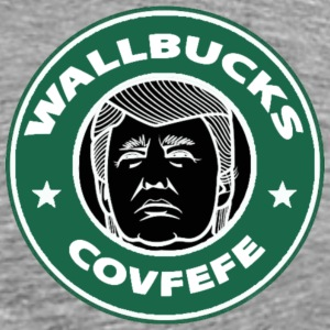 WallBucks Covfefe - Men's Premium T-Shirt